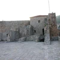 В старом городе на вершине