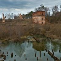Руины Винокуренного завода Александрова