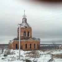 Спасо Преображенская церковь. Зима 2012