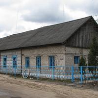 Здание станции юных техников по ул. Пушкина (снесено в 2011г.)