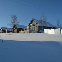 Дома на улице