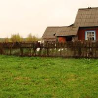 деревенская усадба