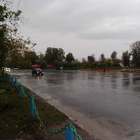 Тавда, дождь