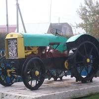 первый советский трактор ХТЗ