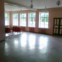 Вокзал внутри