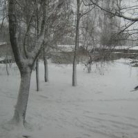 Зимой в селе 2012г.