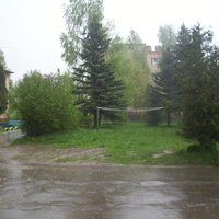 Дождь в Струбково.