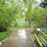 После дождя. (детская площадка в Струбково)