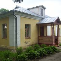 Музей Менделеева в Боблово.