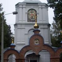 Церковь в Демьяново.