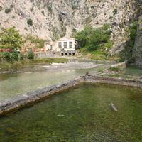 Водосток около старого Котора