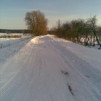 Дорога на ул.Боеваю
