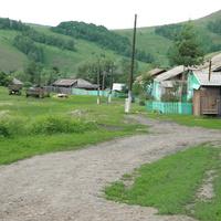 п. Центральный 2011 г.