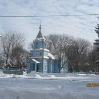 церковь с.братушаны.