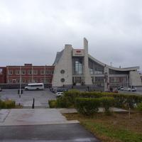 Вокзал. 2009 г.
