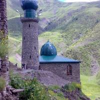 Мухрекская мечеть после реставрации