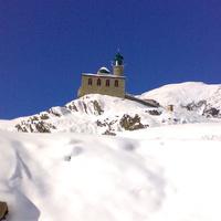 Мухрекская мечеть отреставрированная мюридами Шейха Сираджуддина Эфенди аль-Хурики