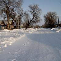 Фёдоровка зимой 2012.