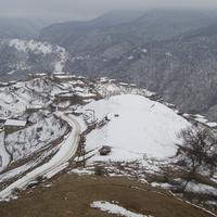 Дибгалик зимой
