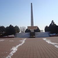 Стелла памяти войны