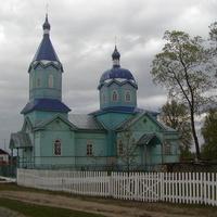 Церква в с. Озеро