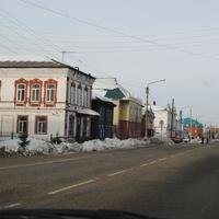 Центральная улица. 2011г.