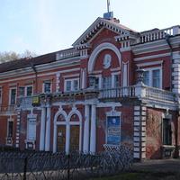 Дворец культуры спирткомбината.