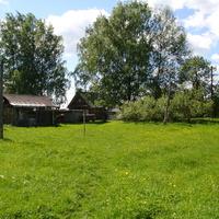 дом в д. Милятино