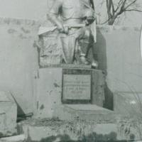 Памятник погибшим воинам с.Новоукраинка