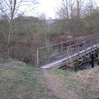 мост через реку Полометь