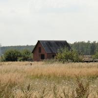Максимовка, Заброшенный домик-склад