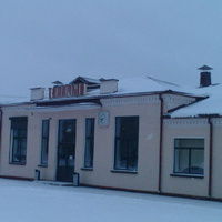 Чыгуначная станцыя 04.03.2012