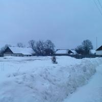 снежныя горы