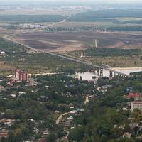 Мост через р. Припять (автодорога на Калинковичи)
