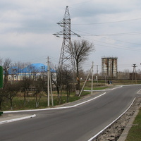 Вид в сторону станции Пхов с ул. Нелидова