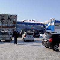 Ледовый дворец. 2012 г.