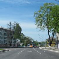 Улица Рыжкова