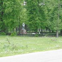 С. Кабище. Братские могилы погибшим в 1941-1944 г.
