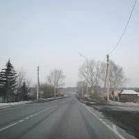 Трасса через Плотниково.
