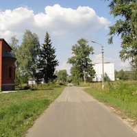 Дорога у храма