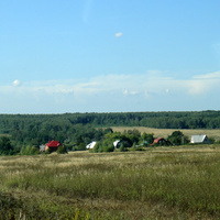 Петрово панорама