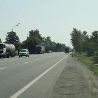 Дорога через деревню
