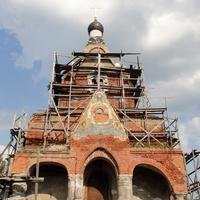 Серафима Саровского церковь