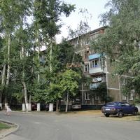 Пятиэтажная хрущёвка