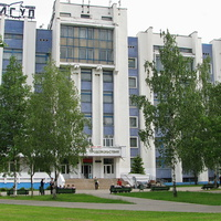 Университет продовольствия (ранее технологический институт), учебный корпус №2