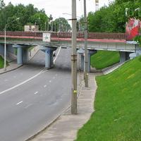 Путепровод по ул. Первомайская