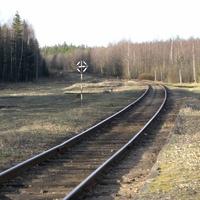 В сторону Жарковского (жд)