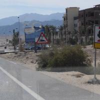 Road in Safaga