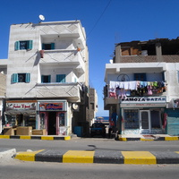 Safaga city market