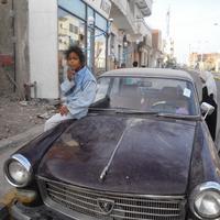 Автомобиль Рено     Safaga city